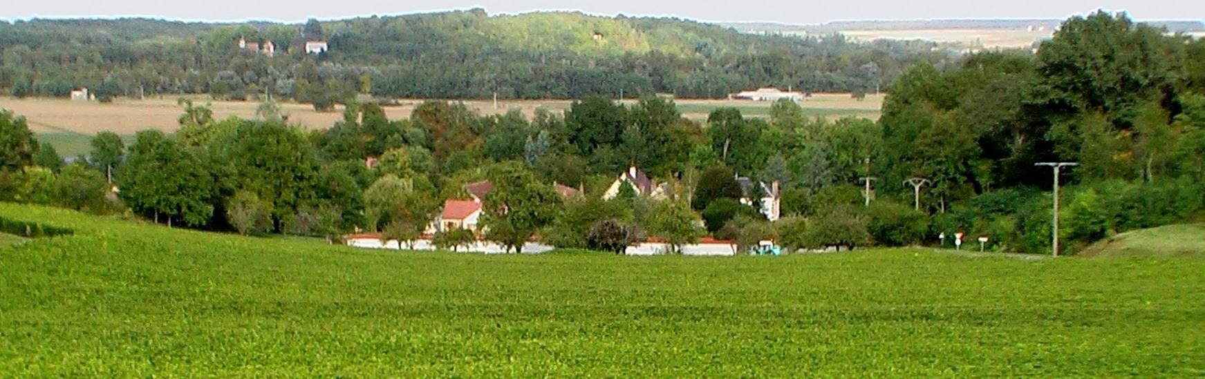 Thauvenay dans le Cher